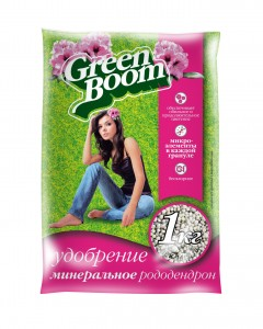 Удобрение Green-Boom гранулированное рододендрон