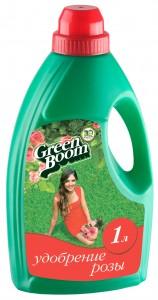 Удобрение Green-Boom для роз
