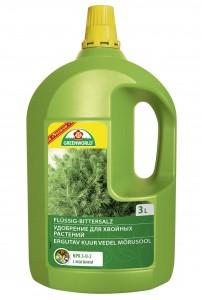 Greenworld удобрение для хвойных растений с магнием, 3 л