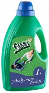 Удобрение Green-Boom для газона