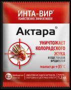 Инсектицид Инта-Вир Актара