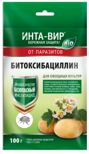 Инсектицид ИНТА-ВИР Битоксибациллин