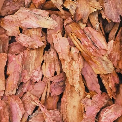 Мульча (кора лиственницы) 4-10