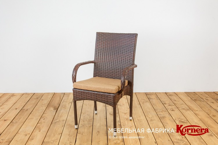 Кресло «Океаник» , цвет Эбен 11