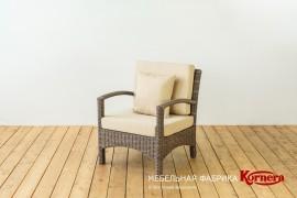 Кресло «Верона» , цвет Зебрано 12