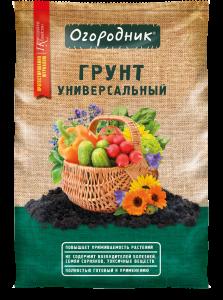 """Плодородный грунт """"Огородник"""" Универсальный"""