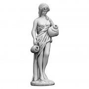 """Скульптура античная """"Девушка с кувшинами"""" артикул S101053"""