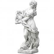 "Скульптура античная ""Девушка с кувшином"" артикул S101087"