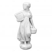 "Скульптура античная ""Девушка с корзинками"" артикул 134"