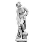"""Скульптура античная """"Купальщица"""" артикул S101107"""