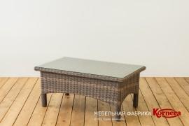 Журнальный стол «Верона» , цвет Зебрано 12