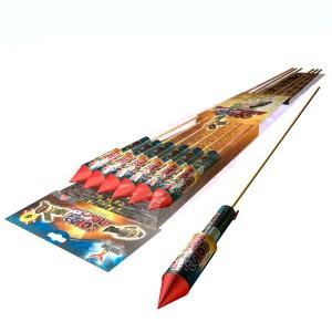 Ракета Союз-Апполон, пиротехника