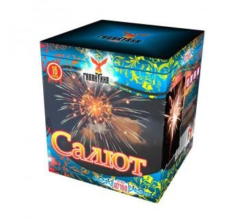 Батарея салютов Галактика Салют