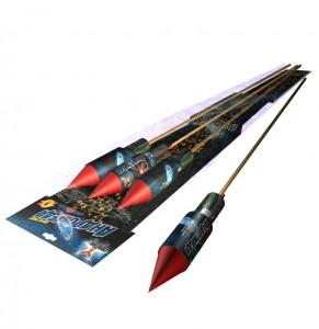 """Ракета """"Андромеда"""", пиротехника"""