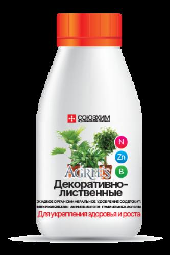 """Удобрение AGREE`S """"Декоративно-лиственные"""" 0,25"""
