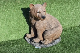 """Садовая фигура """"Медведь"""""""
