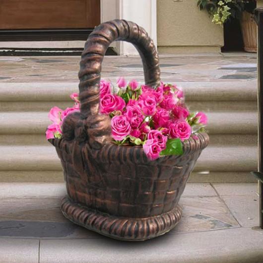 Горшок Большая Корзина (Planter KOSARA L)