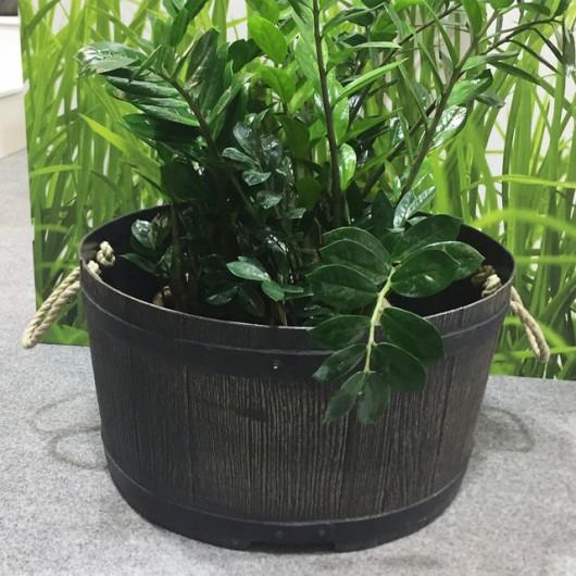 Горшок кадка для цветов и растений (Mambo S)