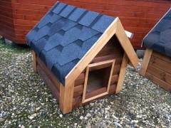 Собачья будка (блок-хаус)