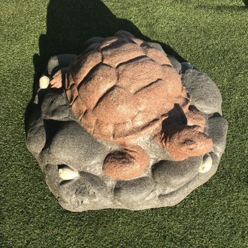 """Искусственный камень D-85""""Черепаха морская"""""""