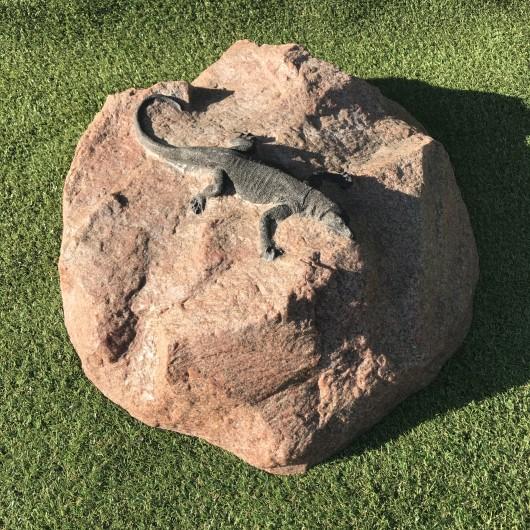 """Искусственный камень D-85 """"Ящерица"""""""