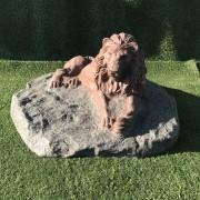 """Искусственный камень D-85 """"Лев"""""""
