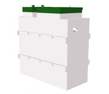 Очистное сооружение ТОПАЭРО 3