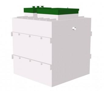 Очистное сооружение ТОПАЭРО 6