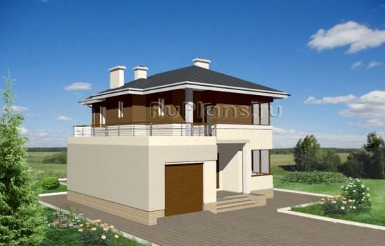 Проект живописного дома Rg3559