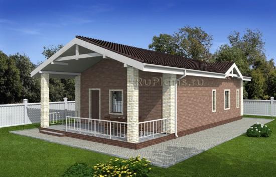Проект банного комплекса Rg4977