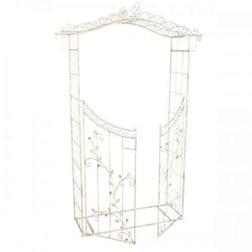 Декоративные ворота