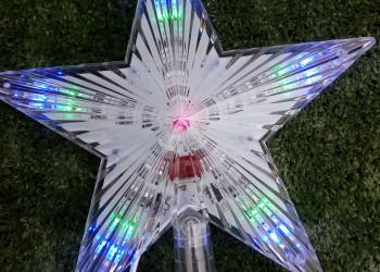 Звезда сияющая, многорежимное свечение
